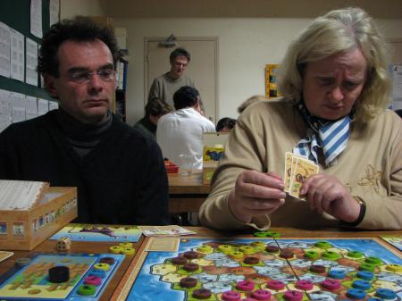 Soirées JEUX de société 2009-2010